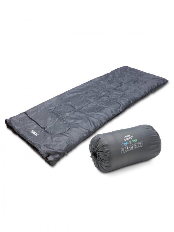 Sovtäcke, Camper