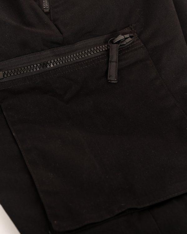 M90 elite militärbyxa, svart