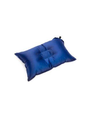 Självuppblåsande kudde, Blå