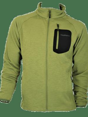 Jacka, Thermal Stretch, Grön