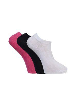 Sneakerstrumpor / Ankelstrumpor Capital, 3-pack