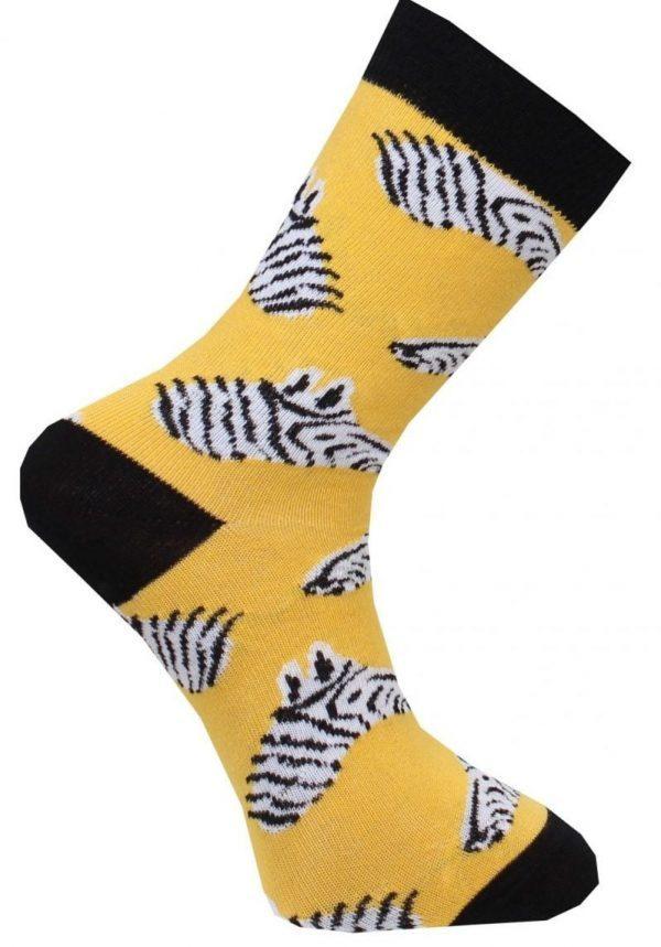 Strumpor zebra 1-pack, 36-45