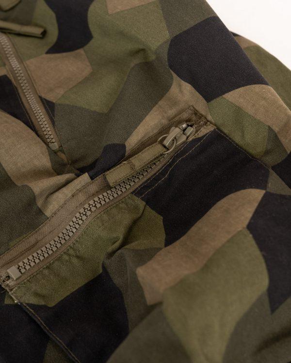 M90 elite militärbyxa, camo